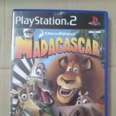 Videojuegos y Consolas: MADAGASCAR. PS2 *LEER DESCRIPCION. Lote 221779447