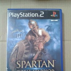 Videojuegos y Consolas: SPARTAN TOTAL WARRIOR. PS2 *LEER DESCRIPCION. Lote 221779646