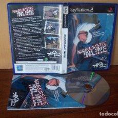 Videojuegos y Consolas: AGGRESSIVE INLINE - PLAYSTATION 2 PAL ESPAÑA COMPLETO. Lote 221780038