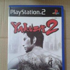 Videojuegos y Consolas: YAKUZA 2. PS2 *LEER DESCRIPCION. Lote 221780588