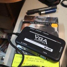 Videojuegos y Consolas: ADAPTADOR VGA PARA PLAYSTATION 2. PLAY 2 ADAPTADOR VGA PARA PLAYSTATION 2. PLAY 2. Lote 221929788