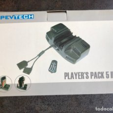 Videojuegos y Consolas: RETRO PS2 PLAYER'S PACK 5 IN 1 APEVTECH NEW. Lote 222008336