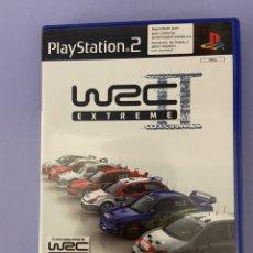 Videojuegos y Consolas: CAJA VACÍA JUEGO WRC II EXTREME CON INSTRUCCIONES PARA PLAY 2. EN MUY BUEN ESTADO.. Lote 222106298