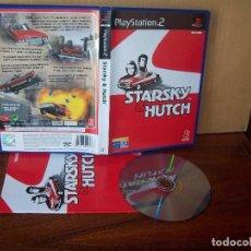 Videojuegos y Consolas: STARSKY & HUTCH - PLAYSTATION 2 PAL ESPAÑA COMPLETO - JUEGO COMO NUEVO. Lote 245186520