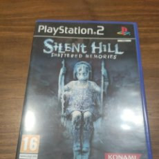 Videojuegos y Consolas: SILENT HILL SHATTERED MEMORIES + MANUAL - PS2 PAL - COMO NUEVO. Lote 222198131