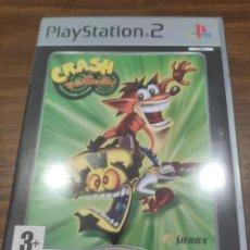 Videojuegos y Consolas: CRASH TWINSANITY - PS2 PAL - COMO NUEVO. Lote 222199350
