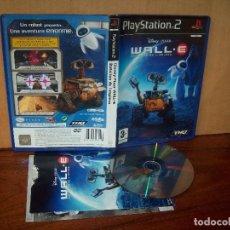 Videojuegos y Consolas: WALL BATALLON DE LIMPIEZA - PLAYSTATION 2 PAL ESPAÑA COMPLETO. Lote 222201080