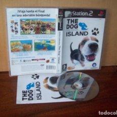 Videojuegos y Consolas: THE DOG ISLAND - PLAYSTATION 2 PAL ESPAÑA COMPLETO - JUEGO COMO NUEVO. Lote 222217126