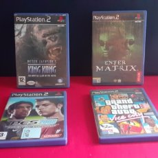 Videojuegos y Consolas: LOTE DE JUEGOS PLAYSTATION II. Lote 222396946