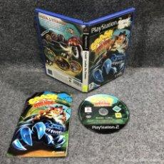 Videojuegos y Consolas: CRASH LUCHA DE TITANES SONY PLAYSTATION 2 PS2. Lote 222432651
