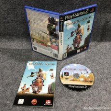 Videojuegos y Consolas: DONKEY XOTE SONY PLAYSTATION 2 PS2. Lote 222432656
