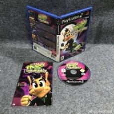 Videojuegos y Consolas: AGENT HUGO ROBORUMBLE SONY PLAYSTATION 2 PS2. Lote 222432658