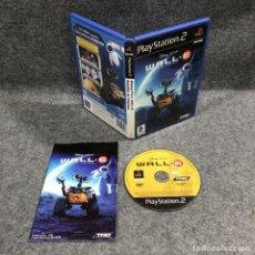 Videojuegos y Consolas: DISNEY PIXAR WALL E BATALLON DE LIMPIEZA SONY PLAYSTATION 2 PS2. Lote 222432661