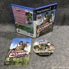 Videojuegos y Consolas: EL DESAFIO ECUESTRE DE LUCINDA GREEN SONY PLAYSTATION 2 PS2. Lote 222432666