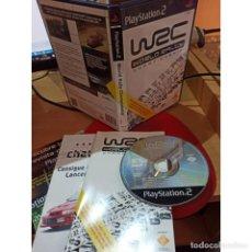 Videojuegos y Consolas: WRC WORLD RALLY CHAMPIOSHIP (PS2) - SEMINUEVO. Lote 222473768