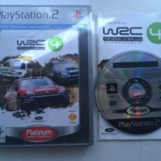 Videojuegos y Consolas: WORLD RALLY CHAMPIONSHIP 4 WRC FIA PLATINUM PS2 PLAYSTATION 2 PLAY STATION TWO KREATEN. Lote 222584817