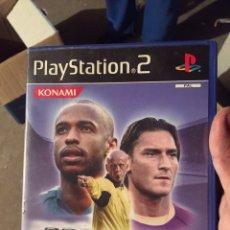Videojuegos y Consolas: JUEGO PS2 PRO EVOLUTION SOCCER 4 PS2. Lote 222689341