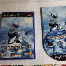 Videojuegos y Consolas: ACE COMBAT PS2 COMPLETO. Lote 222803861