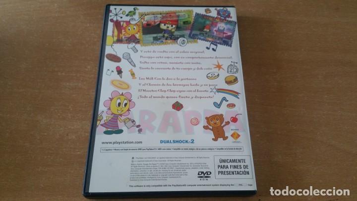 Videojuegos y Consolas: PARAPPA THE RAPPER 2 PS2 PAL ESPAÑA EDICION PROMOCIONAL PROMO MUY RARO - Foto 2 - 222818766