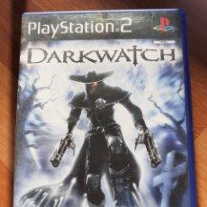 Videojuegos y Consolas: DARKWATCH PS2. Lote 222897291