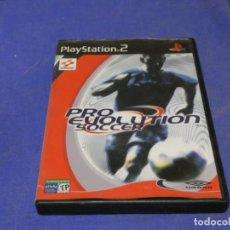 Videojuegos y Consolas: EXPRO JUEGO PLAYSTATION 2 NO MANUAL PRO EVOLUTION SOCCER LEVES SEÑALES DE USO EN CD. Lote 222903065