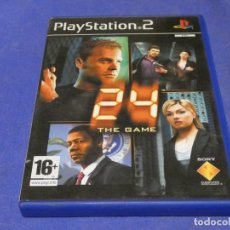 Videojuegos y Consolas: EXPRO JUEGO PLAYSTATION 2 NO MANUAL 24 THE GAME CD EN BUEN ESTADO. Lote 222903112