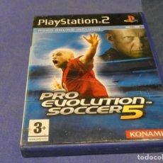 Videojuegos y Consolas: EXPRO JUEGO PLAYSTATION 2 NO MANUAL PRO EVOLUTION SOCCER CD ESTADO PASABLE. Lote 222904013