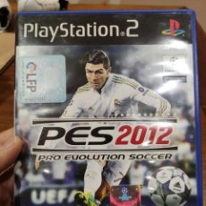 Videojuegos y Consolas: PES 2012 PRO EVOLUTION SOCCER PAL PS2 + MANUAL. Lote 222930756