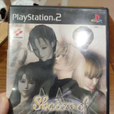 Videojuegos y Consolas: SHADOW OF MEMORIES PAL PS2 + MANUAL. Lote 222930837