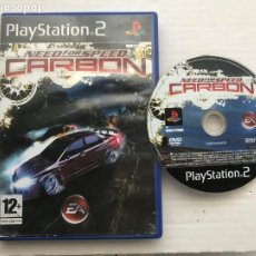 Videojuegos y Consolas: NEED FOR SPEED CARBONO NFS CARBON PS2 PLAYSTATION PLAY STATION TWO KREATEN. Lote 222938202