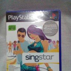 Videojuegos y Consolas: PLAYSTATION 2 SINGSTAR(NUEVO). Lote 223739238