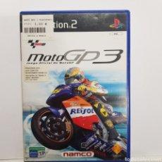 Jeux Vidéo et Consoles: PS2REF.11 MOTO GP3 JUEGO PLAYSTATION 2 SEGUNDAMANO. Lote 226957180