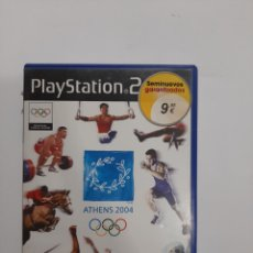 Jeux Vidéo et Consoles: PS2REF.131 ATHENS 2004 JUEGO PLAYSTATION 2 SEGUNDAMANO. Lote 227028195