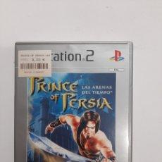 Jeux Vidéo et Consoles: PS2REF.139 PRINCE OF PERSIA LAS ARENAS DEL TIEMPO JUEGO PLAYSTATION 2 SEGUNDAMANO. Lote 227029046