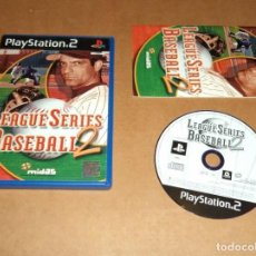 Videojuegos y Consolas: LEAGUE SERIES BASEBALL 2 PARA SONY PLAYSTATION 2 / PS2, PAL. Lote 227881741