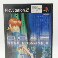 Jeux Vidéo et Consoles: DEAD OR ALIVE 2 PS2. Lote 227894075