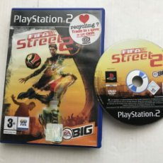Videojuegos y Consolas: FIFA STREET 2 PS2 PLAYSTATION 2 PLAY STATION TWO KREATEN. Lote 227917200