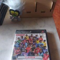 Videojuegos y Consolas: J.LEAGUE WINNING ELEVEN 2008. PLAYSTATION 2 . JAPONÉS. Lote 228554665