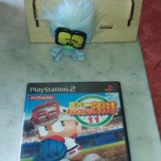 Videojuegos y Consolas: PAWAPURO 11. PLAYSTATION 2 . JAPONÉS.. Lote 228555525