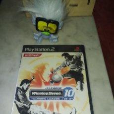 Videojuegos y Consolas: J.LEAGUE WINNING ELEVEN 10. PLAYSTATION 2 . JAPONÉS.. Lote 228556775