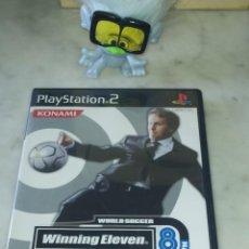 Videojuegos y Consolas: WORLD SOCCER WINNING ELEVEN 8 LIVEWARE EVOLUTION. PLAYSTATION 2 . JAPONÉS.. Lote 228560050