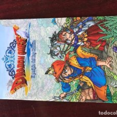 Videojuegos y Consolas: MANUAL PS2 DRAGON QUEST. Lote 230377775