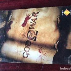 Videojuegos y Consolas: MANUAL PS2 GOD OF WAR. Lote 230380965