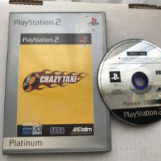 Videojogos e Consolas: CRAZY TAXI PLATINUM PS2 PLAYSTATION TWO PLAY STATION 2 KREATEN. Lote 230563575