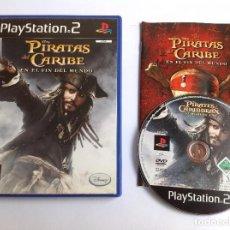 Videojuegos y Consolas: PIRATAS CARIBE PS2. Lote 230775050