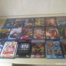 Videojuegos y Consolas: LOTE 18 JUEGOS PS2 PLAYSTATION 2. Lote 231646260