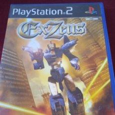 Videojuegos y Consolas: EXZEUS. Lote 232161375