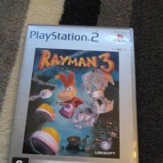 Videojuegos y Consolas: CAJA RAYMAN 3. Lote 233067995
