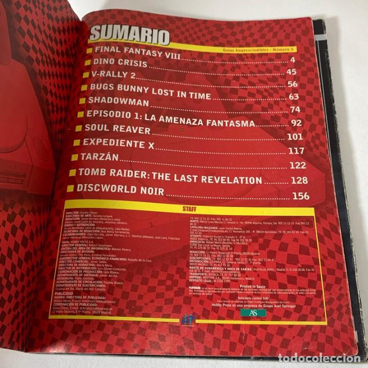 Videojuegos y Consolas: REVISTA PLAY MANIA - NÚMERO ESPECIAL - GUÍAS PLAYSTATION - Foto 4 - 233152920