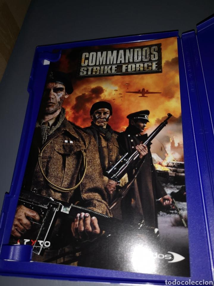 Videojuegos y Consolas: AD4. JUEGO PLAYSTATION 2. COMANDOS STRIKE FORCE - Foto 3 - 233203030